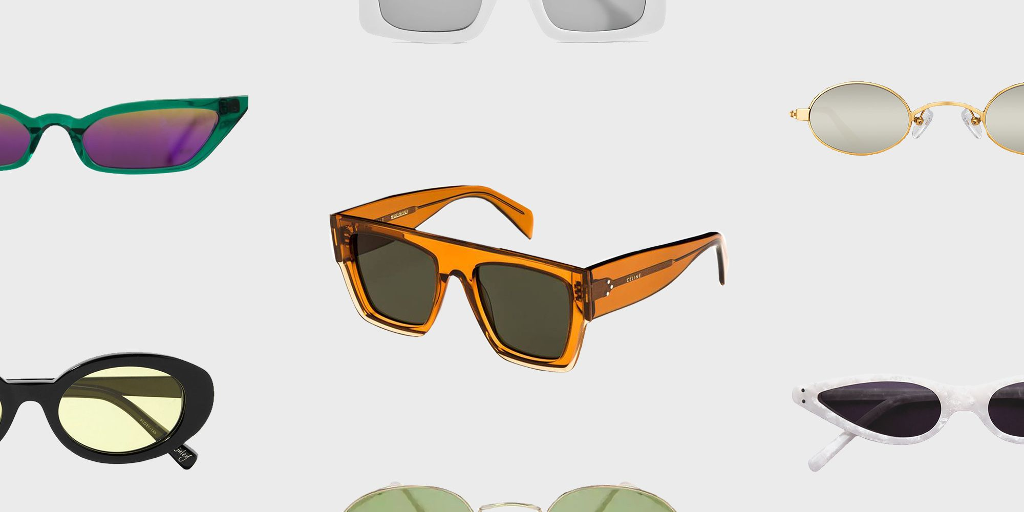 2dc9d2305f Purposefully Unflattering Sunglasses Are the Next Trend to Test Drive