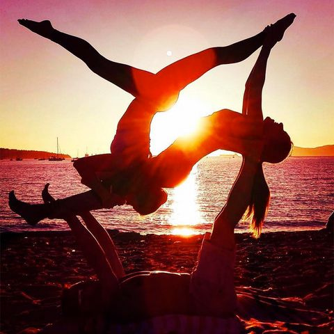 The Best Yogis On Instagram Yoga Inspiration