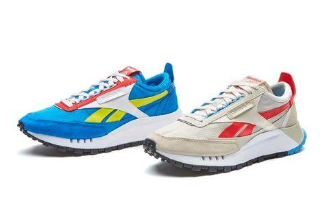 marca Ajuste Mencionar  Las zapatillas de estilo ochentero que arrasarán las firma Reebok