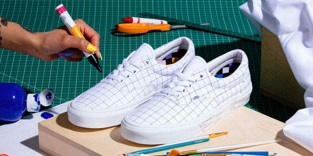 bañera recuperación Sur  Tus zapatillas Vans personalizadas con la colección U-Color