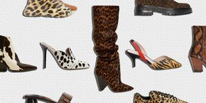 leopard print boots - animal print shoes