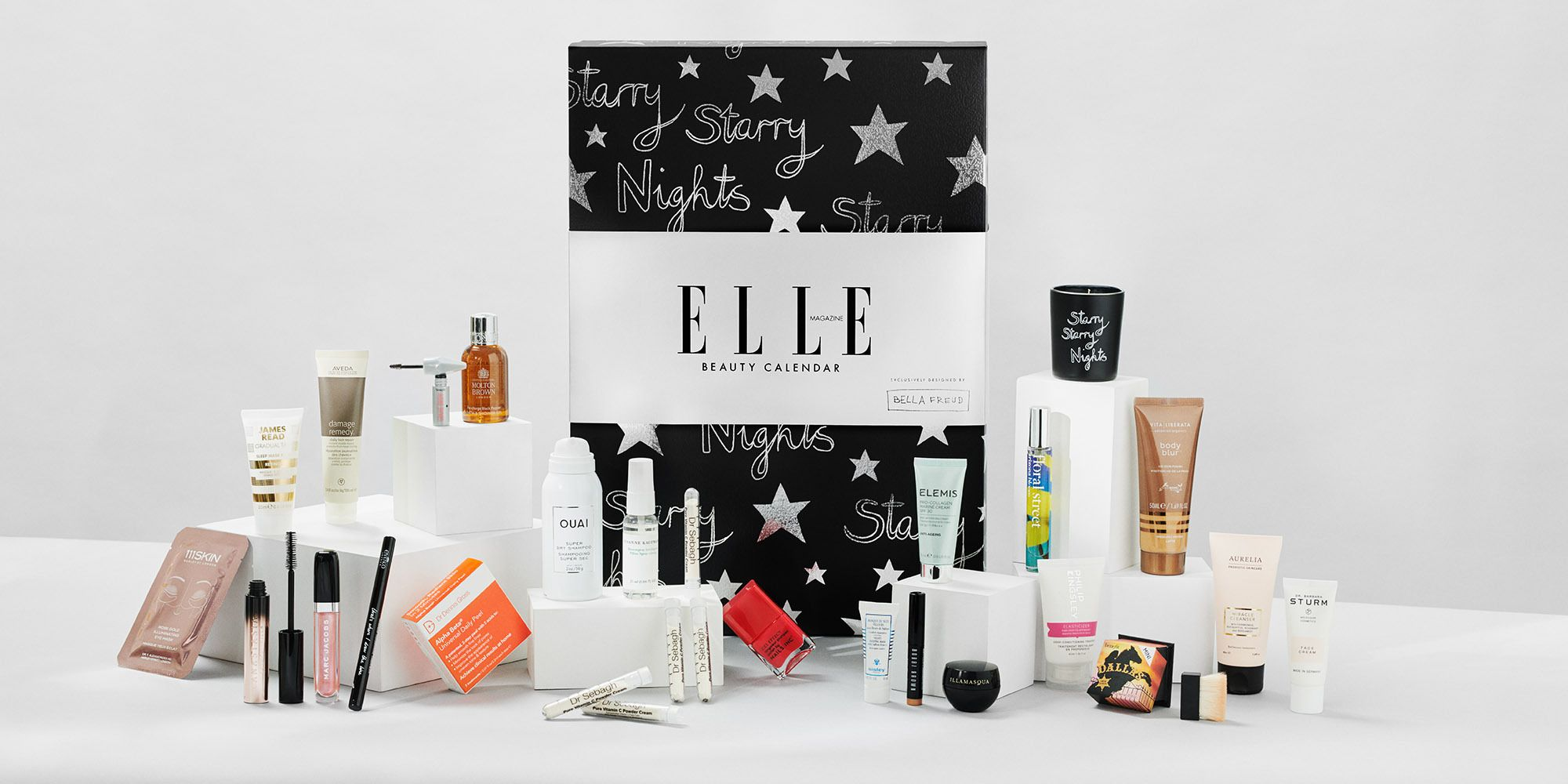 Exclusive: The ELLE Beauty Advent Calendar 2020 Has Arrived
