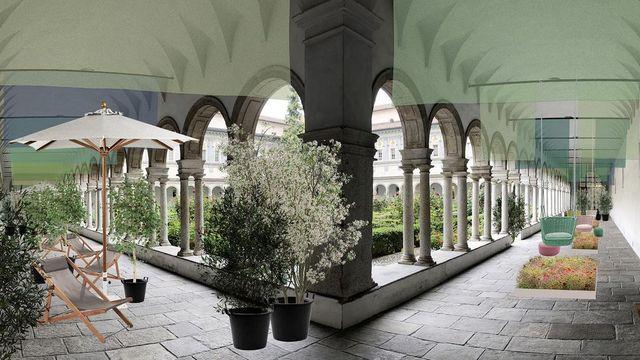 elle decor italia en plein air