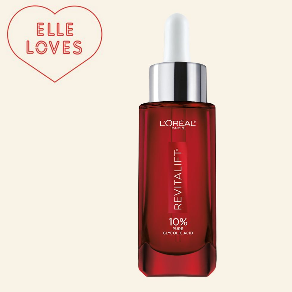 Why ELLE Loves the L'Oréal Paris Glycolic Acid Face Serum