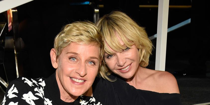 What Ellen Degeneres Does To Make 60 Look 45