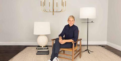 Lighting, Room, Furniture, Floor, Interior design, Design, Sitting, Light fixture, Flooring, House,