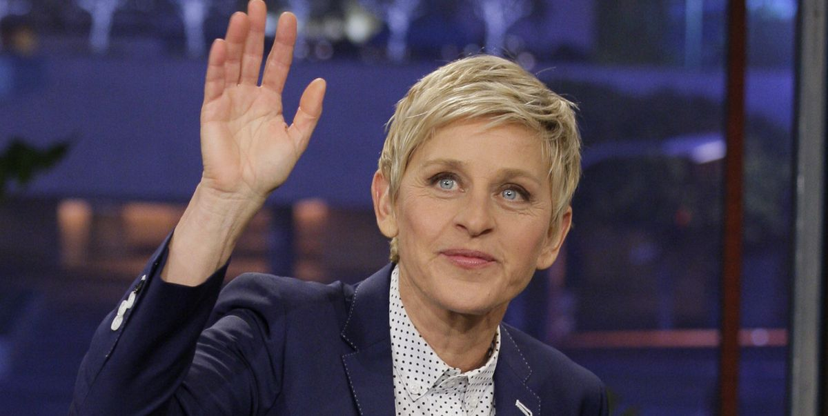 People Are Wondering If 'The Ellen DeGeneres Show' Is Getting Canceled
