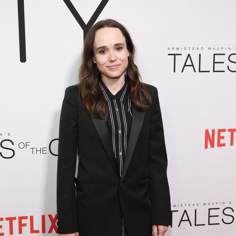 """netflix's """"tales of the city"""" new york premiere, elliot page"""