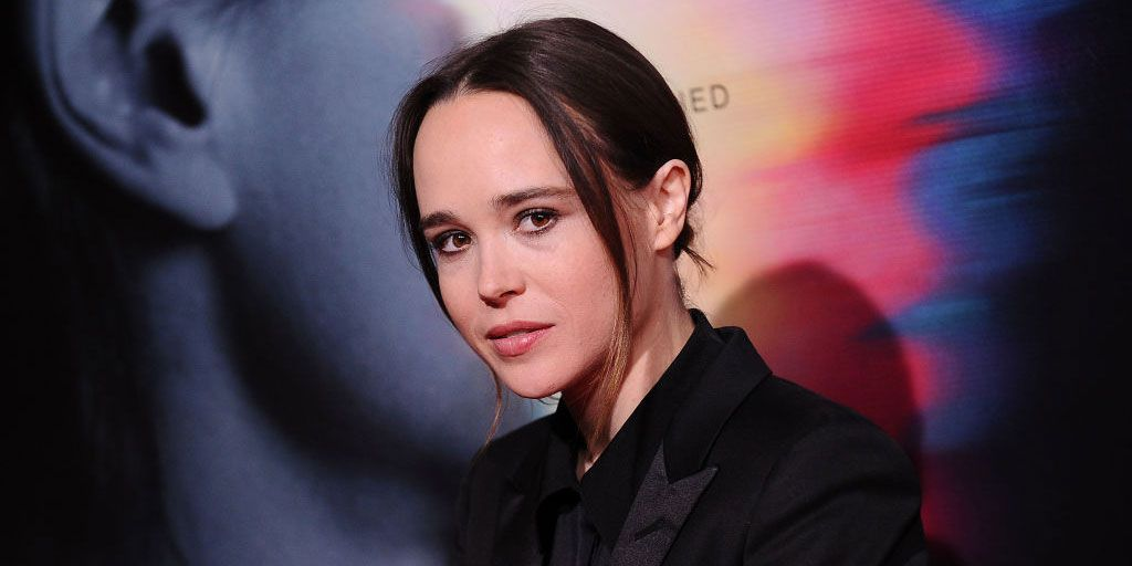 "Ellen Page expertly shut down an interviewer who asked her about being ""typecast"" as a lesbian"