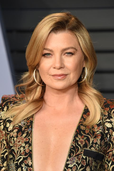 Ellen Pompeo - Vegan Celebrities