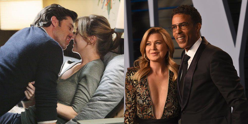 Ellen Pompeo S Husband On Meredith Grey S Love Scenes On