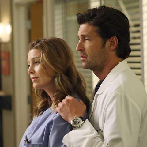 "Grey's Anatomy star Ellen Pompeo denies 'shading' Patrick Dempsey after saying show was ""toxic"" behind the scenes"