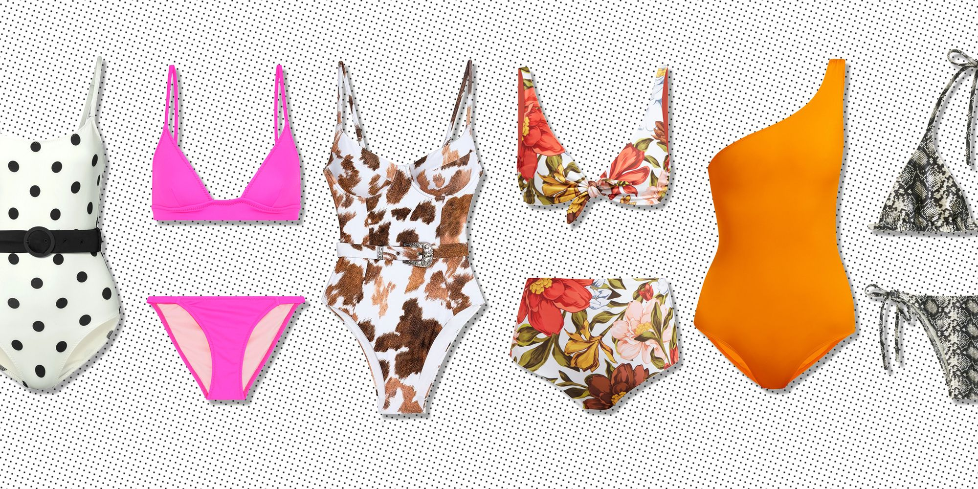 2cfb291bf The Biggest Swimwear Trends Of Summer 2019