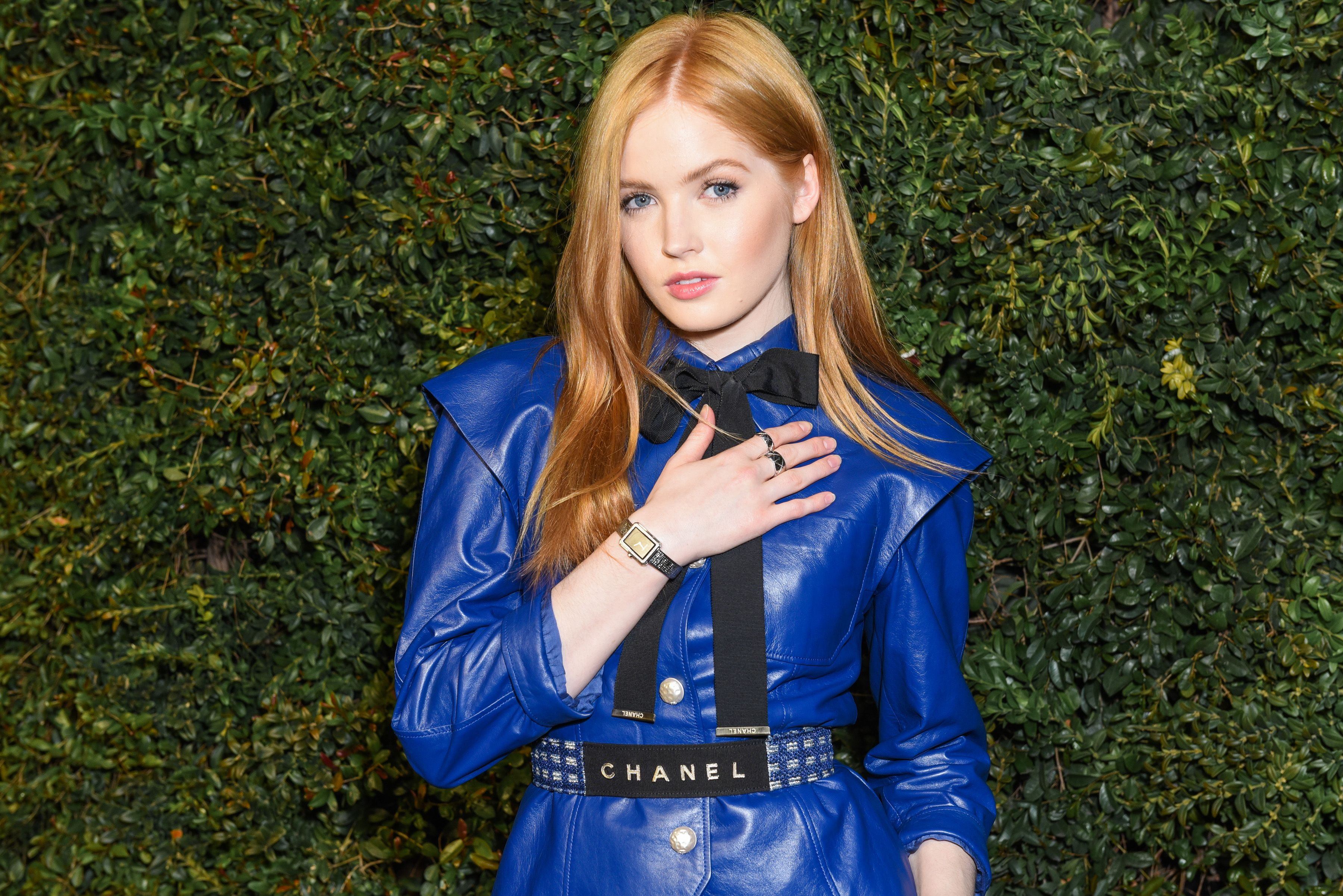 Discussion on this topic: Catherine de Castelbajac, ellie-bamber/