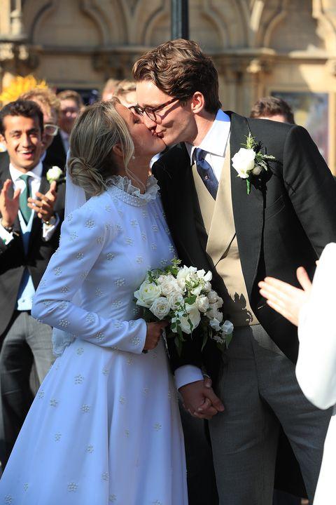 Ellie Goulding, Caspar Jopling, Caspar Jopling y Ellie Goulding, Ellie Goulding boda