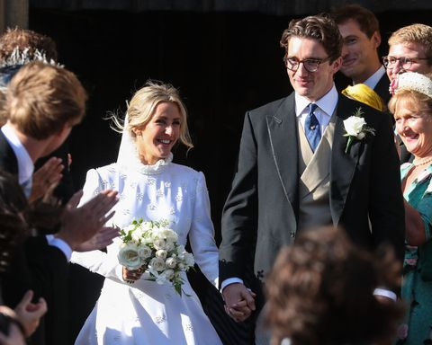 Image result for Ellie Goulding says she was 'thrilled' Chloé wanted to design her wedding