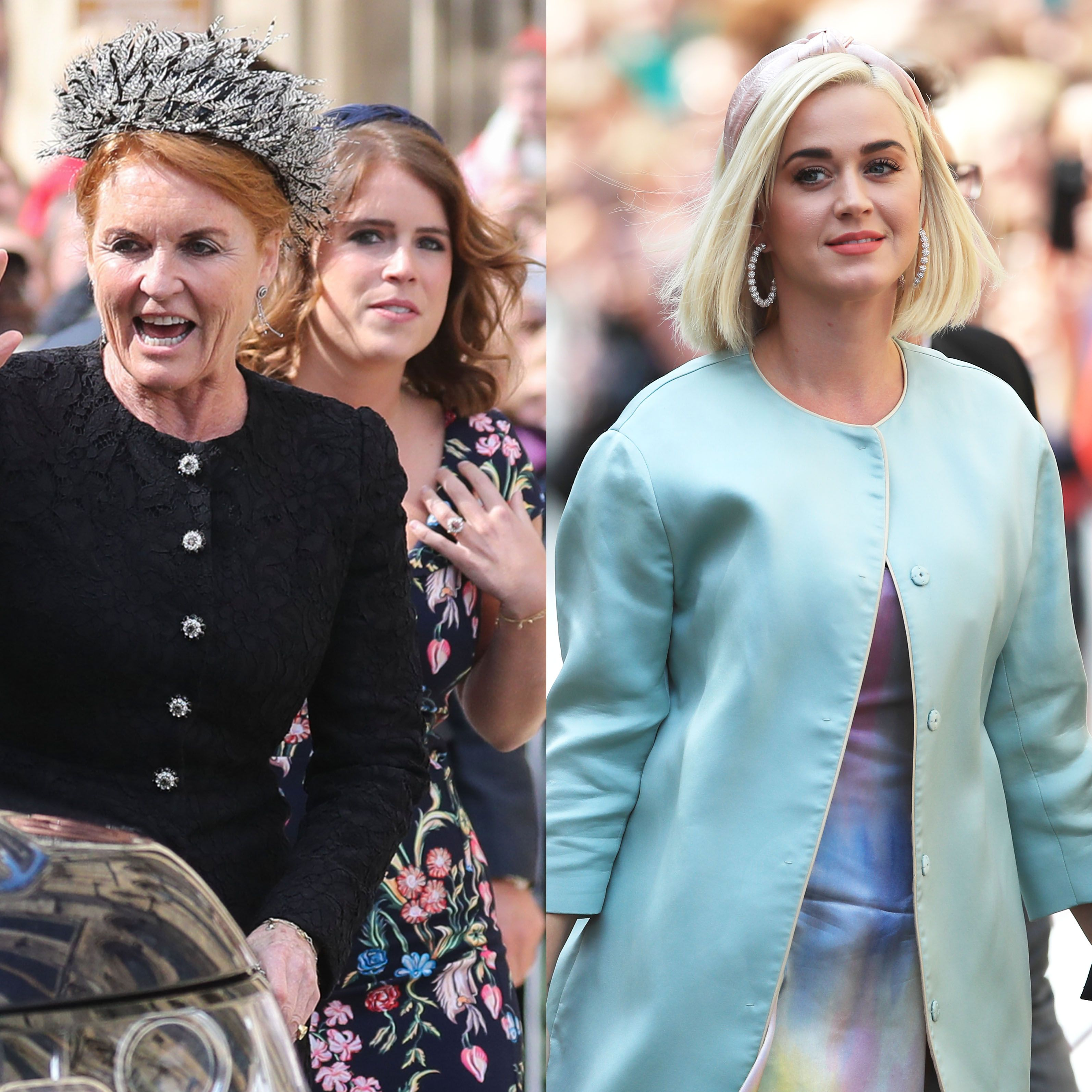 Ellie Goulding Invited Princesses Eugenie And Beatrice To
