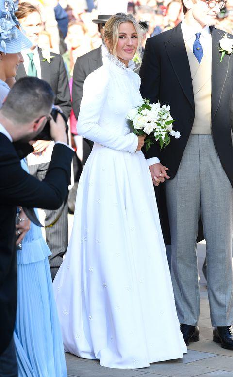 Ellie Goulding boda