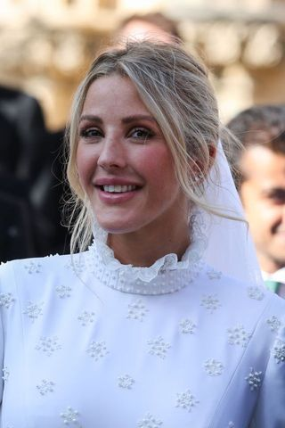 See Ellie Goulding S Second Wedding Dress Four Wedding Dresses