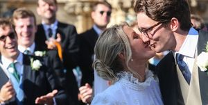 Ellie Goulding and Caspar Jopling's wedding