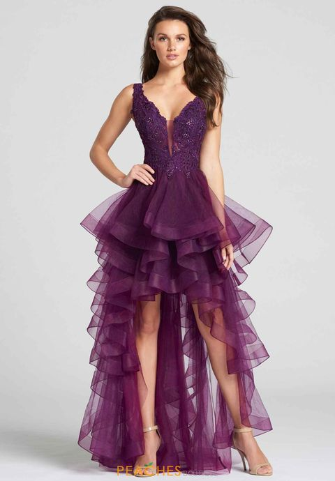 36 pretty purple prom dresses of 2018 in every shade from