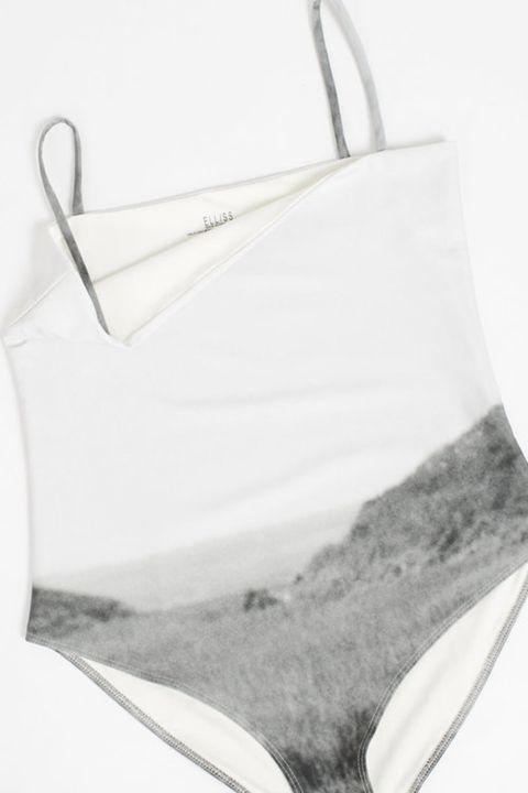 White, Swimwear, Undergarment,