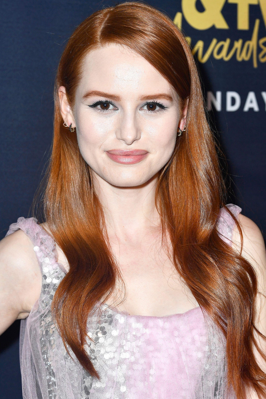 IMELDA: Redhead actress tv
