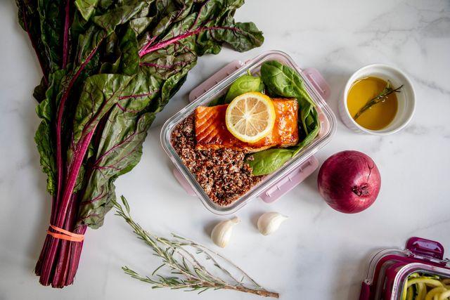 dieta del piatto sano