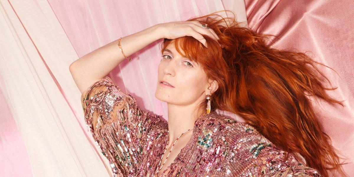 Florence Welch: ik weet niet of ik optreed als man of vrouw