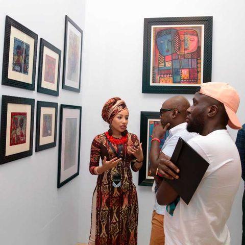 Courtesy of Art X Lagos