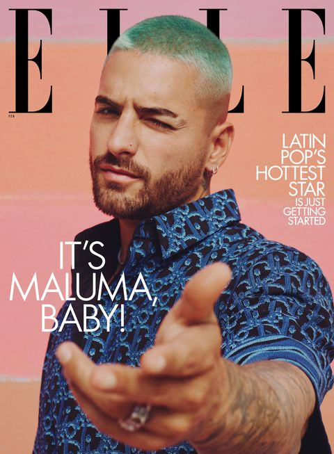 It's Maluma, Baby!