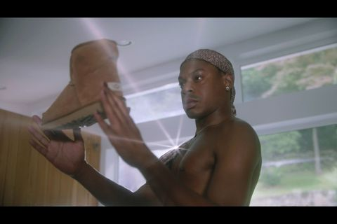 telfar clemens with his ugg designs
