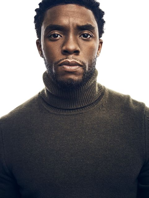 Chadwick Boseman On The Pressure To Get Black Panther Right