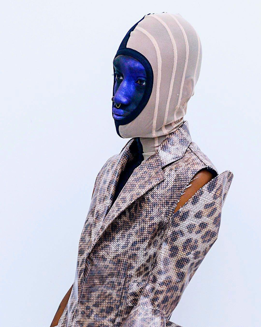 A look from Jamall Osterholm Trend I'm loving: Cheetah prints!