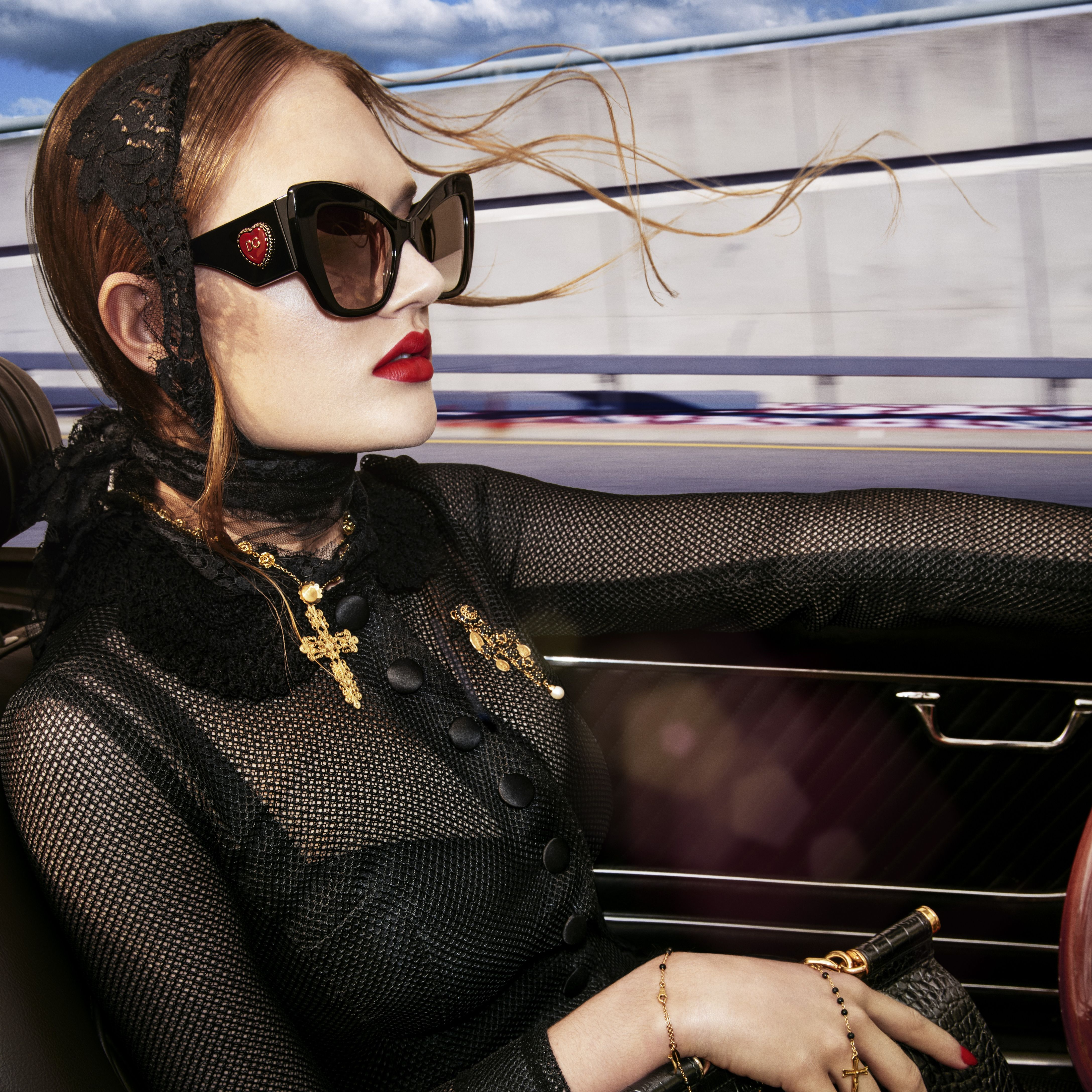 ELLE Editorial: Life in the Fast Lane