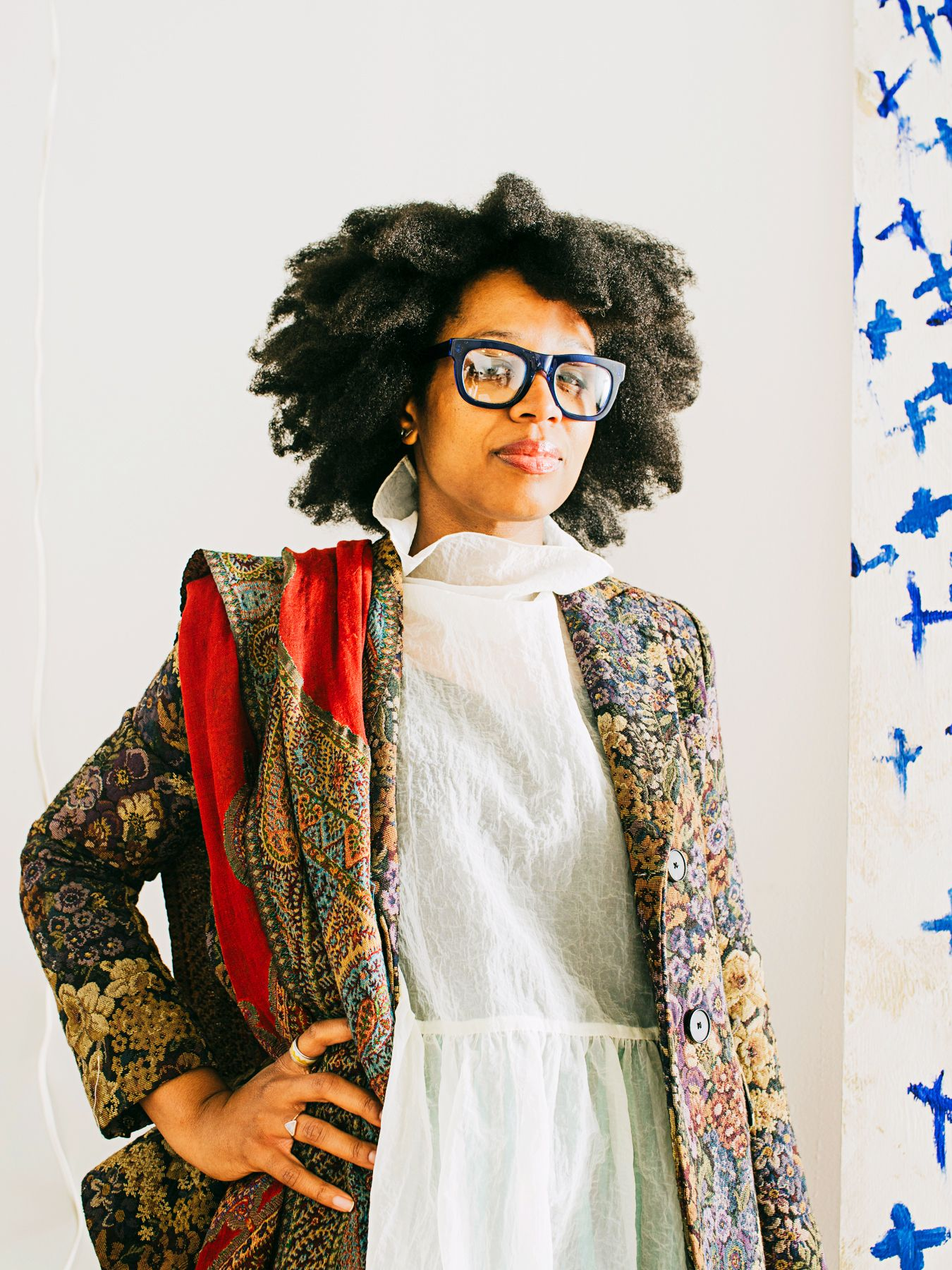 Artist Allison Janae Hamilton Brings Her Autobiographical Work to the Studio Museum in Harlem