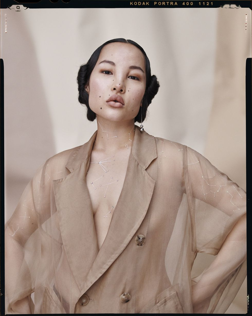10 New Faces Redefining the Fashion Industry's Beauty Standards