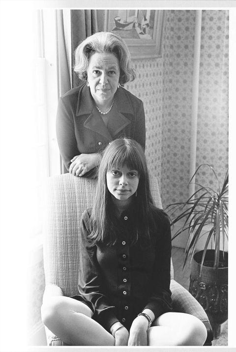 joyce maynard with her mother