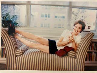 alix strauss in her late twenties