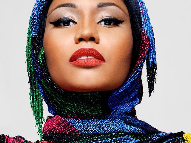80acc0cf33c4 Nicki Minaj Queen Profile - Nicki Minaj ELLE July 2018 Cover Story