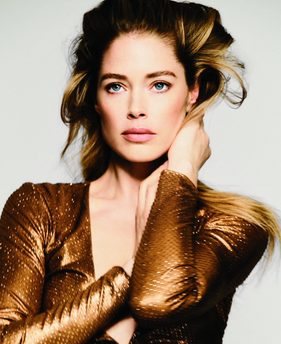 Doutzen Kroes Has a New Purpose, and It Has Nothing to Do With the Runway