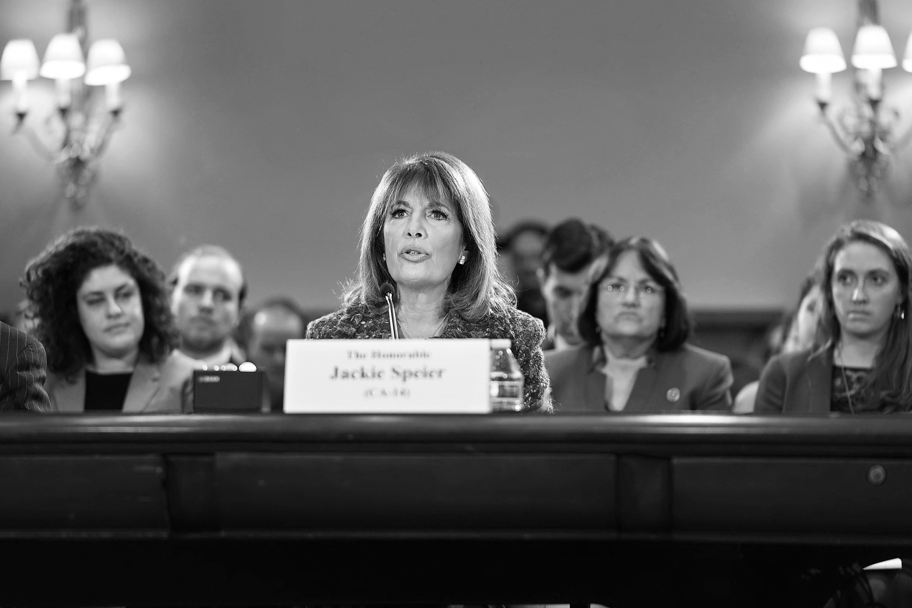 Jackie Speier Could've Lost Her Life. Now, She's Helping Women Reclaim Theirs