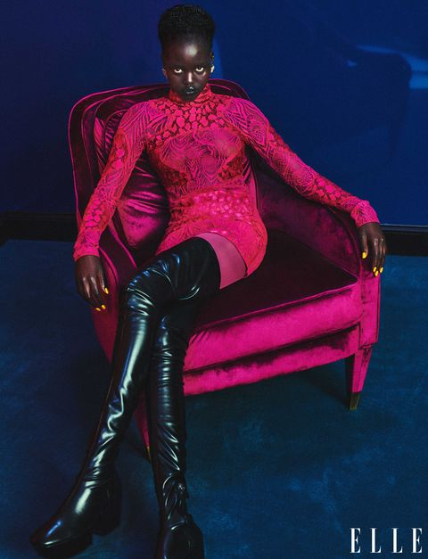 adut takech to tom ford