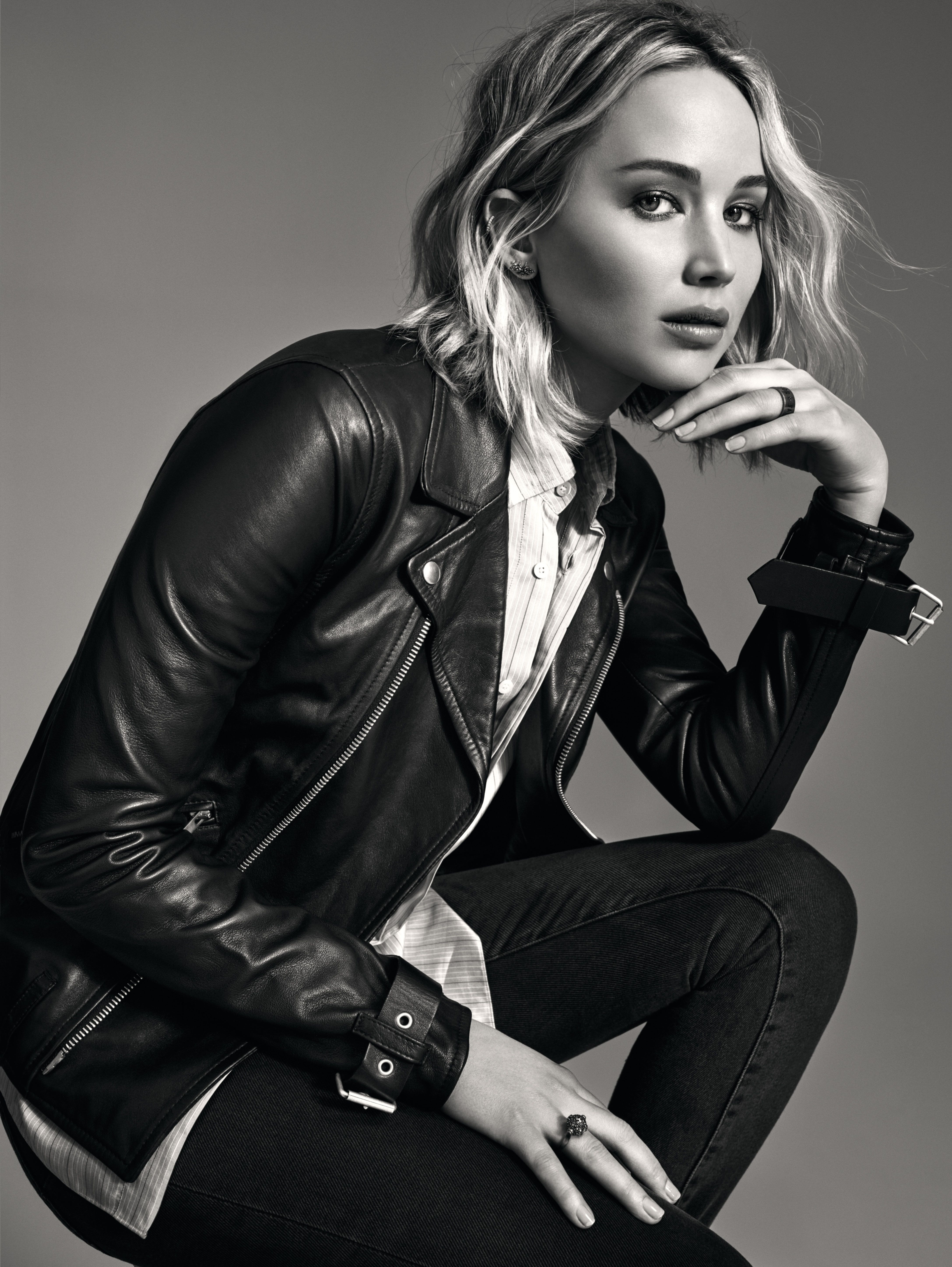 picture WATCH: The making of Jennifer Lawrence's Miss Dior campaign