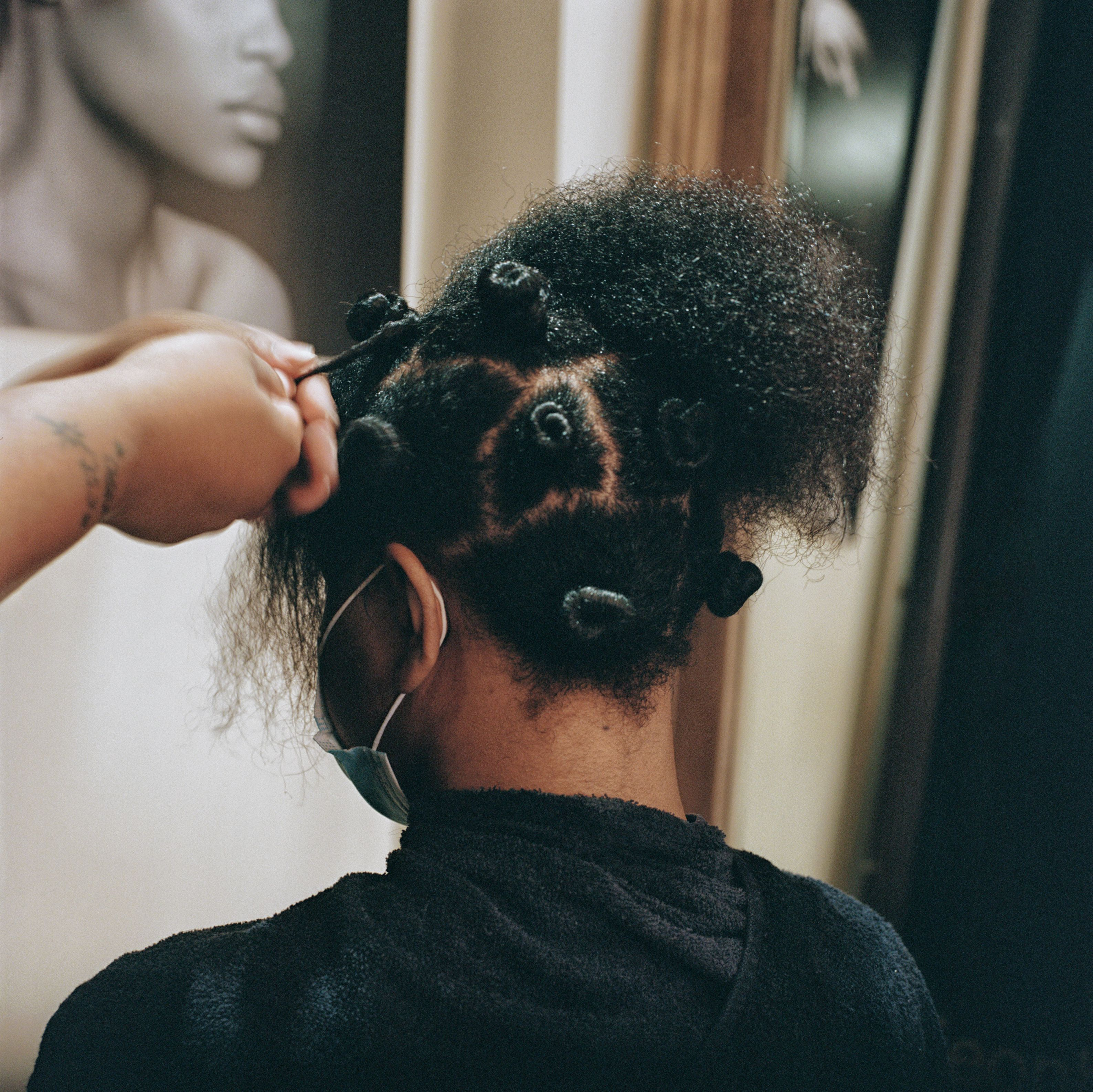 How Black Salons Are Coping With Covid 19