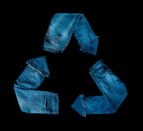 biodegradable jeans
