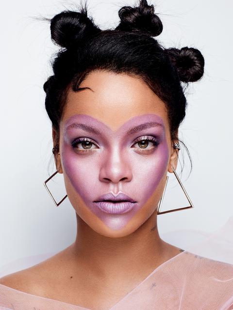 Rihanna ELLE October 2017