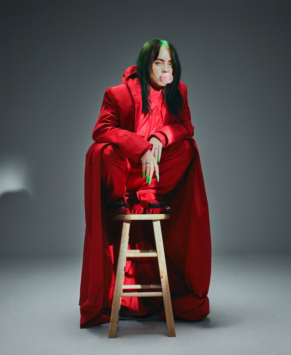 Billie Eilish Has Already Lived a Hundred Lives—And She's Only 17