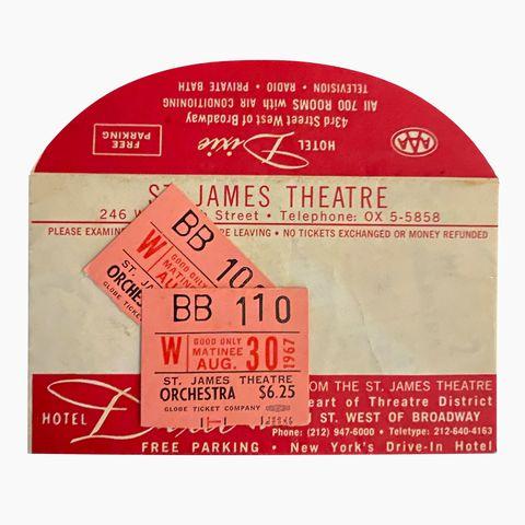 michael kors's hello dolly tickets