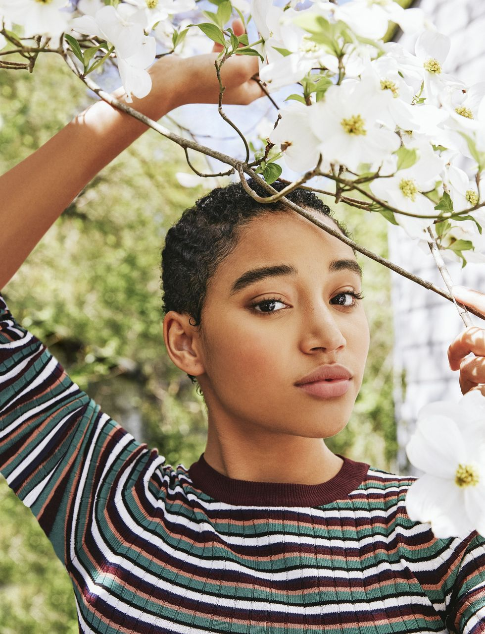<i>The Hate U Give</i> Is the Role Amandla Stenberg Was Meant to Play